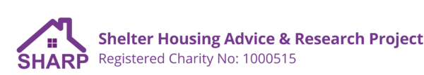 SHARP – Shelter Housing Advice and Research Project